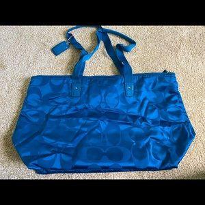 Coach Travel Bag .